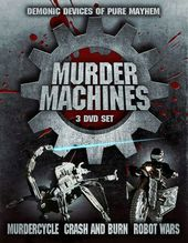 Murder Machines: Murdercycle / Crash and Burn /