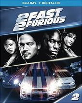 2 Fast 2 Furious (Blu-ray, Includes Digital Copy,