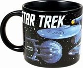 Star Trek - Starships 50th Anniversary Mug
