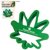 Stonerware - Marijuana Leaf Shaped Cookie Cutters