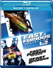 Fast and Furious Collection: 1 and 2 - With Movie