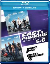 Fast and Furious Collection: 5 and 6 - With Movie
