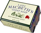 "Lady Macbeth's ""Out, Damned Spot!"" Guest Soap - 2"