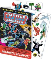 DC Comics - Justice League of America Magnetic