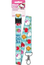 Hello Kitty - Blue - Lanyard
