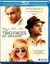 The Two Faces of January (Blu-ray)