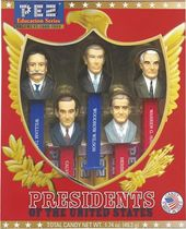 Presidents of The United States Volume 6 - Pez
