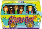 Scooby Doo - 5 Piece PEZ Collector's Gift Set