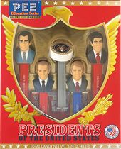 Presidents of The United States Volume 8 - Pez