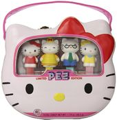 Hello Kitty - PEZ - 40th Anniversary - 4-Piece