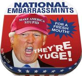 Donald Trump - National Embarrassmints