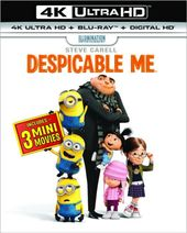 Despicable Me (4K UltraHD + Blu-ray)