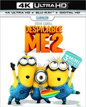 Despicable Me 2 (4K UltraHD + Blu-ray)