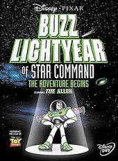 Buzz Lightyear of Star Command: The Adventure