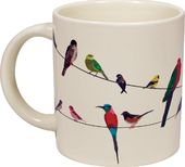Birds on a Wire - Color Changing Mug