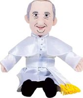Pope Francis - Little Thinker Plush Doll