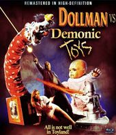 Dollman vs. Demonic Toys (Blu-ray)