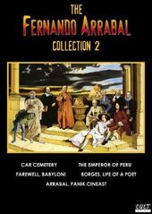 The Fernando Arrabal Collection 2 (3-DVD)