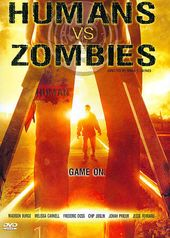 Humans vs. Zombies (With Book)
