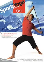Sports Yoga Ski With Billy Asad