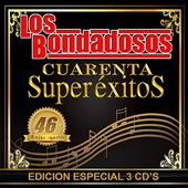 40 Super Exitos (3-CD)
