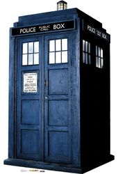 Doctor Who - The Tardis - Life Size Cardboard