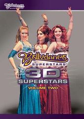 Bellydance Superstars: 3D Superstars, Volume 2