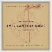 Anthology of American Folk Music, Volume 1-3