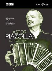 Astor Piazzolla in Portrait
