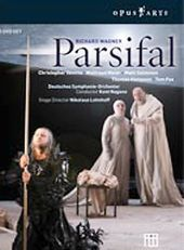 Wagner - Parsifal (3-DVD)
