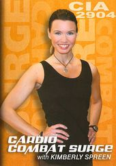CIA 2904: Cardio Combat Surge With Kimberly Spreen