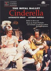 Cinderella: The Royal Ballet