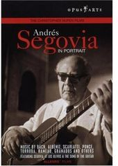 Andres Segovia - In Portrait