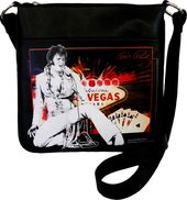 Elvis Presley - Fabulous Vegas - Messenger Bag
