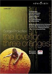 Sergei Prokofiev - The Love for Three Oranges