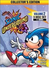 Sonic Underground, Volume 2 Collector's Edition