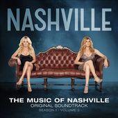Nashville: The Music of Nashville - Season 1,