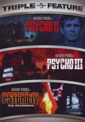 Psycho Triple Feature (Psycho II / Psycho III /