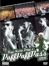 Bigg Snoop Dogg's Puff Puff Pass Tour