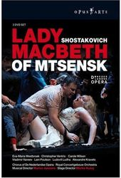 Shostakovich - Lady Macbeth of Mtsensk (2-DVD)