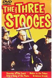 The Three Stooges (4 Episodes)