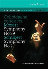 Celibidache Conducts Mozart & Schubert