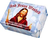 "Jesus - ""And Jesus Washed... Washes Away"