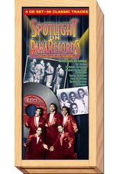 Spotlight On Rama Records (4-CD Box Set)