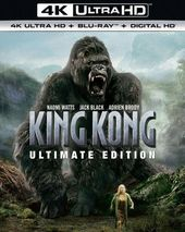 King Kong (4K UltraHD + Blu-ray)