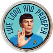 Star Trek - Spock Pill Box