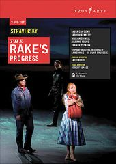 Stravinsky - The Rake's Progress (2-DVD)