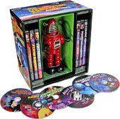 Retro Science Fiction Adventures, Volume 1 (6-DVD