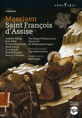 Messiaen - Saint Francois d'Assise (3-DVD)