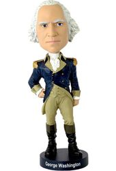 George Washington- Bobble Head